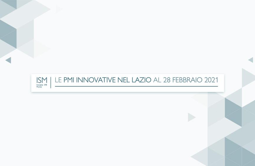 Quante PMI nel Lazio?